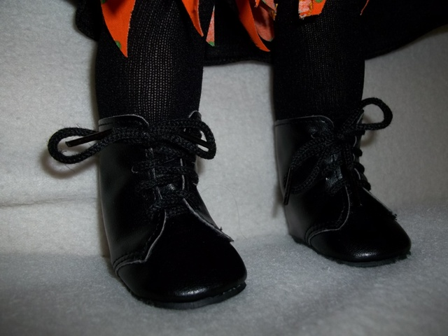 American Girl Witch Boots